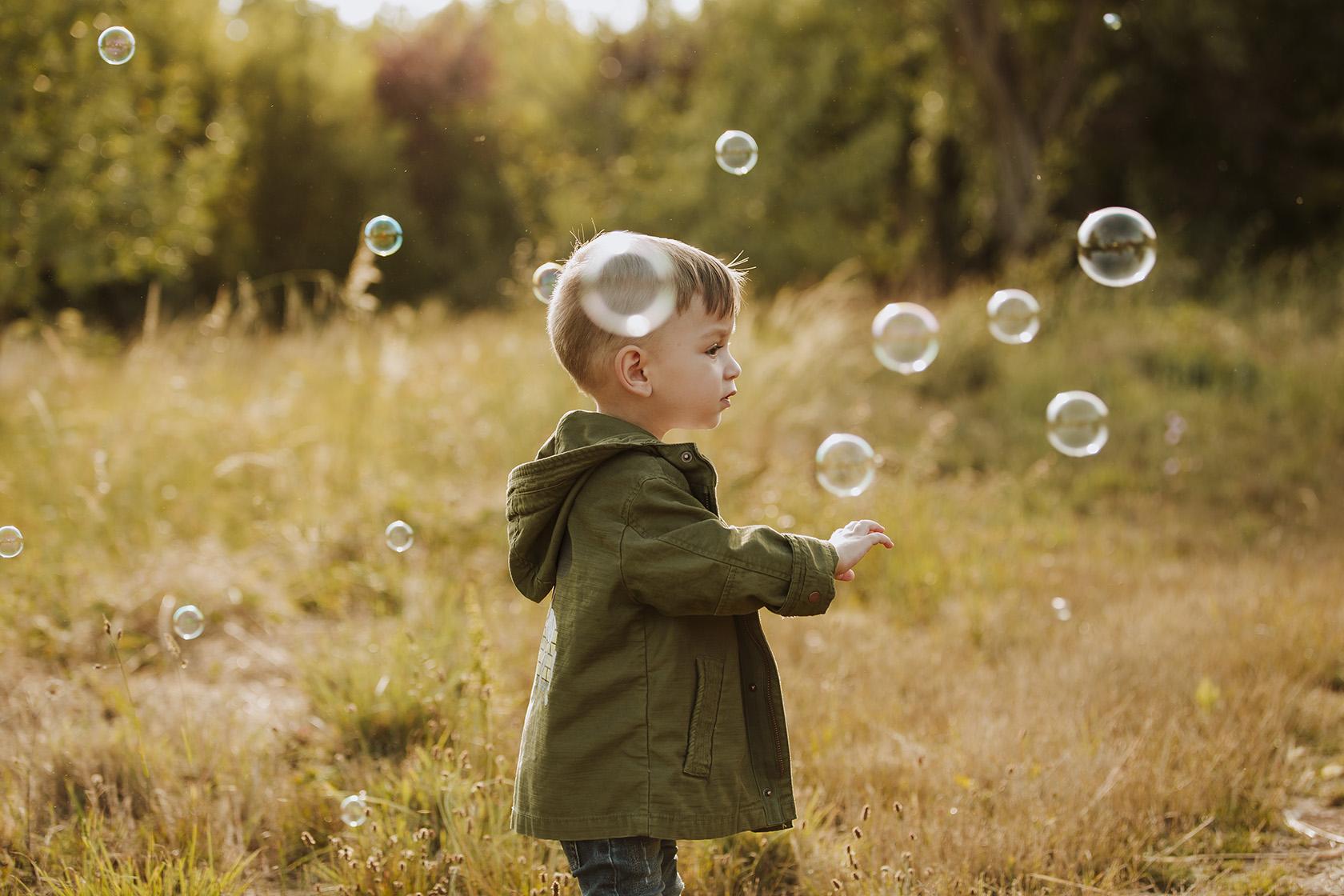 sesiones infantiles - madrid